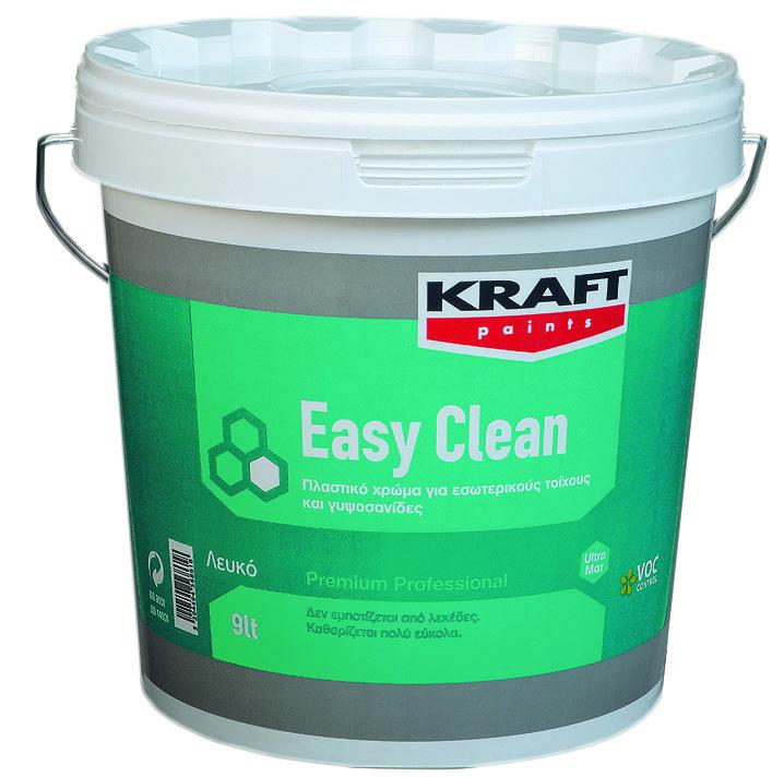 Υψηλής ποιότητας πλαστικό χρώμα  για εσωτερικούς τοίχους και γυψοσανίδες