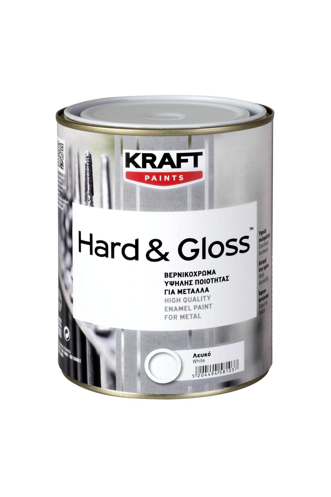 hard gloss
